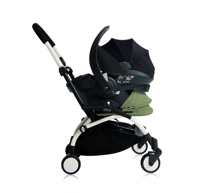 iZi Go Modular™ by BeSafe ® Car Seat