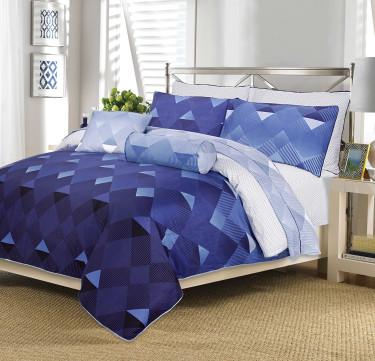 Sapphire 4-Piece Sheet Set