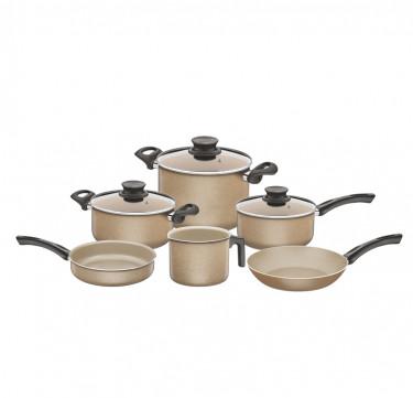 Paris 9-Piece Cookware Set