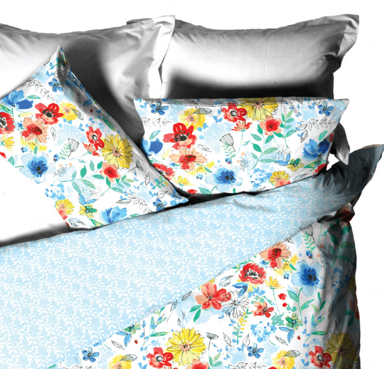 Olenna 4-Piece Sheet Set
