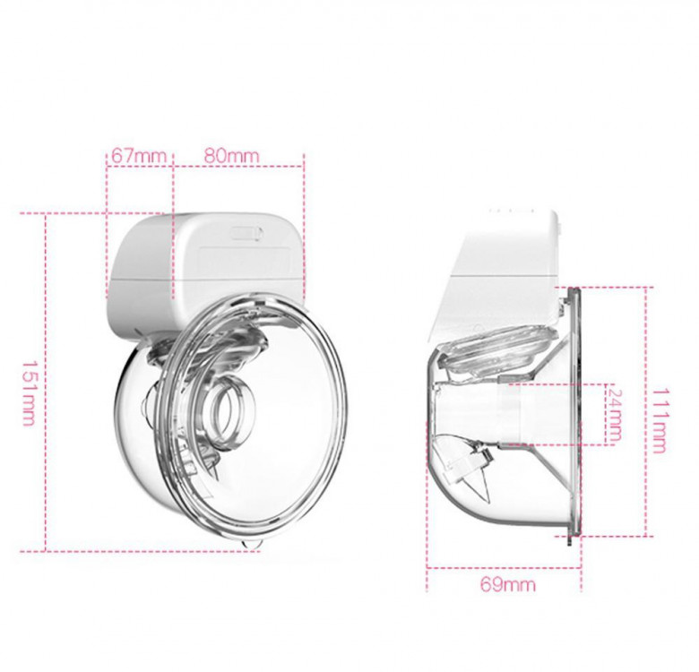 The Ultimate Wearable Automatic Breast Pump from Korea