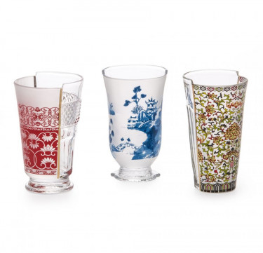 Hybrid Clarice Set of 3 Cocktail Glasses