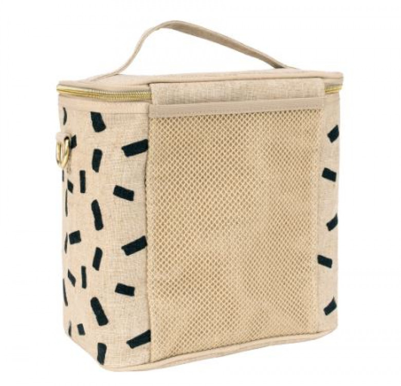 Large Cooler Bag (Blocks)