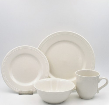 16-Piece Pearlina Dinnerware Set