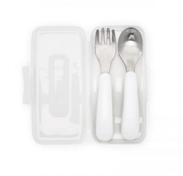 On-The-Go Fork & Spoon Set