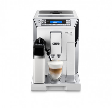 Eletta Cappuccino Top ECAM 45.760.W Fully Automatic