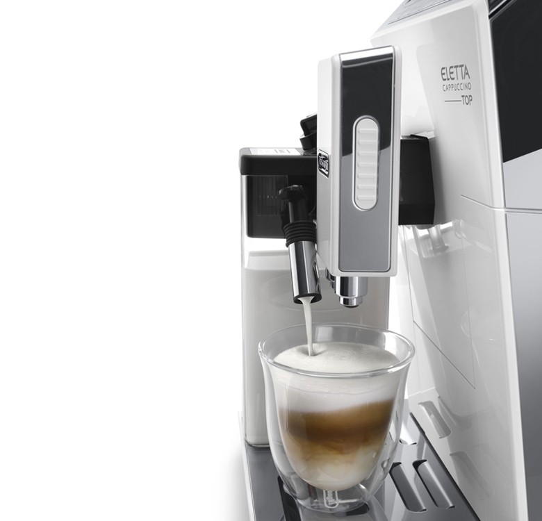Eletta Cappuccino Top ECAM 45.760.W Fully Automatic