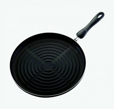 30cm Round Grill Pan