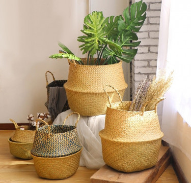 Nature Seagrass Basket