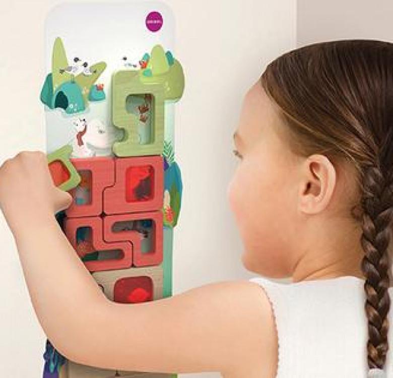 VertiPlay Wall Toy Mystical Aquarium