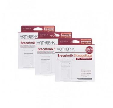 Breastmilk Storage Bags 100ml Bundle of 3