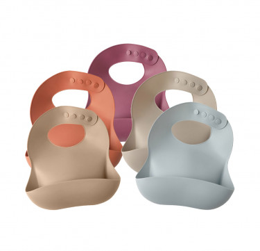 Catch-All Silicone Bib