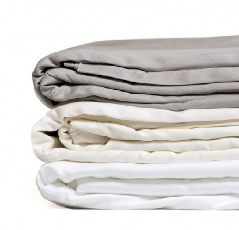 Premium 100% Bamboo Duvet Cover (Gray)