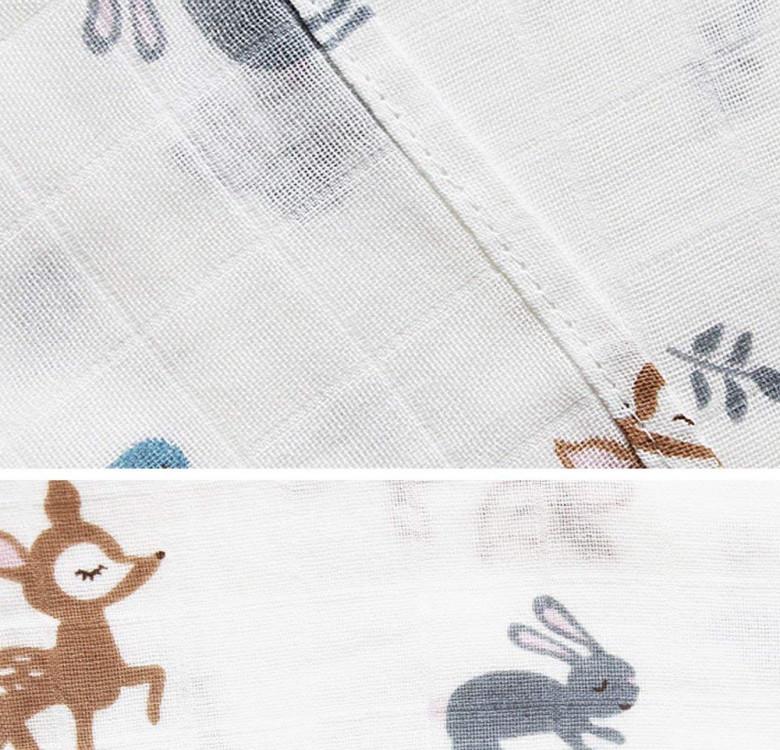 Fawn & Hare Muslin