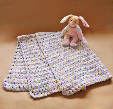 Sprinkles Baby Blanket