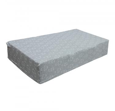 Crib Mattress Sheet (Big Sheepz)