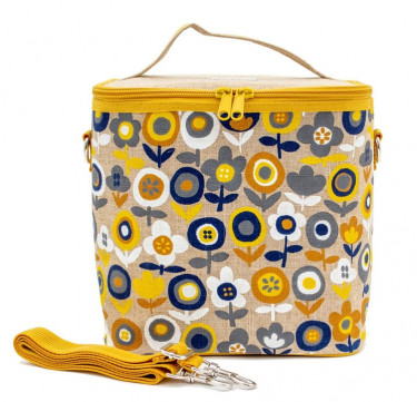 NEW! Large Cooler Bag (NL Mod Flowers)