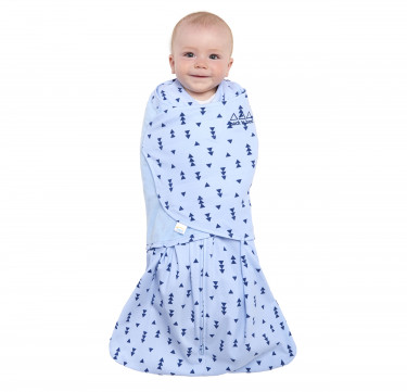Swaddle Denim Triangle