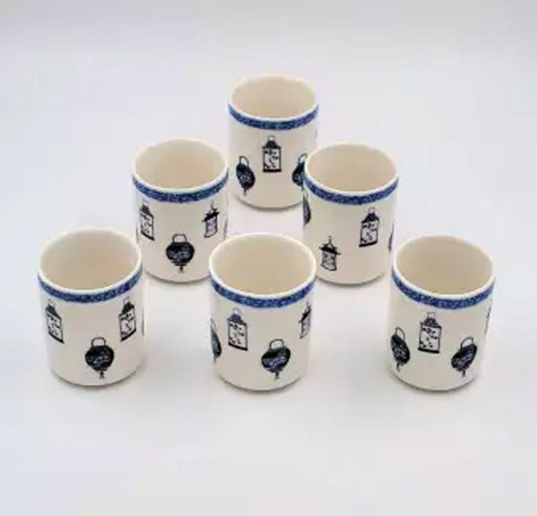 7-Piece Summer Palace Oriental Tea Set