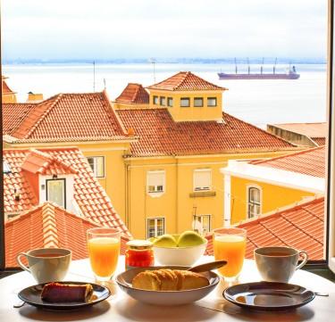 Warm Breakfast for Two
