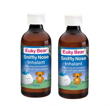 Sniffly Nose Inhalant 200ml Bundle of 2