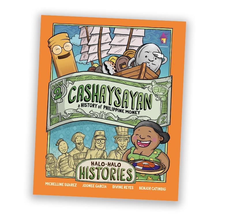 Halo-Halo Histories: Cashaysayan, A History of Philippine Money