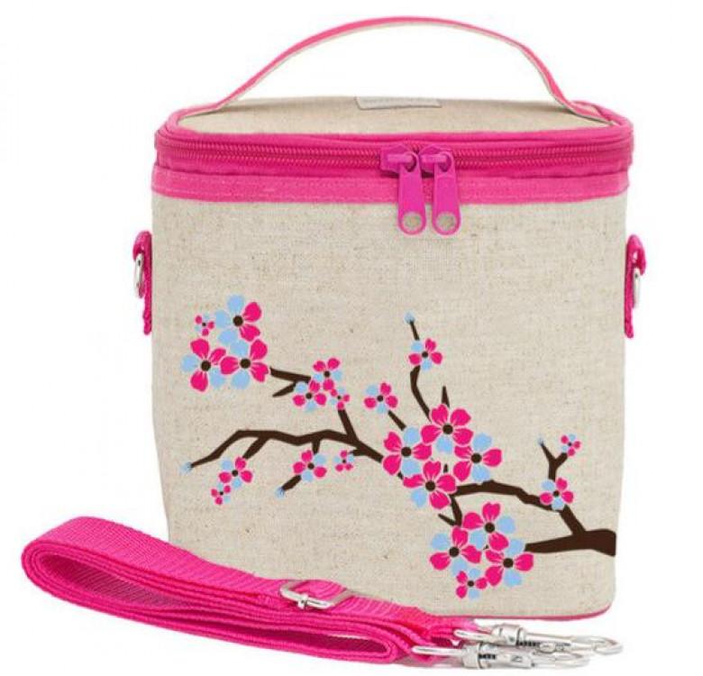 Large Cooler Bag (Cherry Blossom)