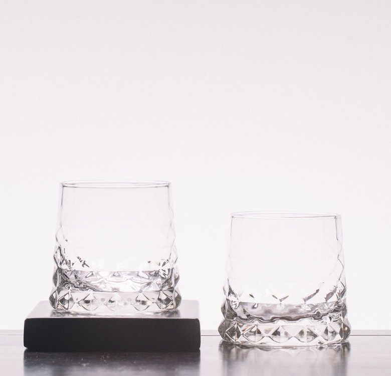 Gem Old Fashioned Glass Set of 6