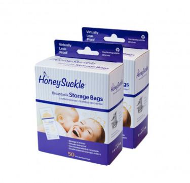 Breast Milk Storage Bags 6-oz (Box of 2)