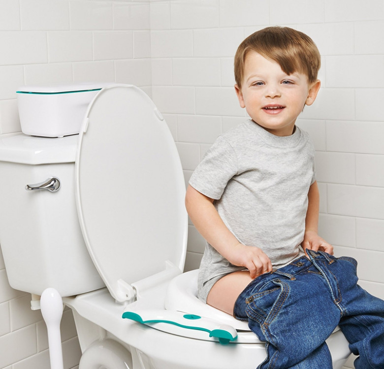 2-in-1 Go Potty