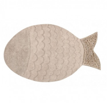 Big Fish Washable Rug