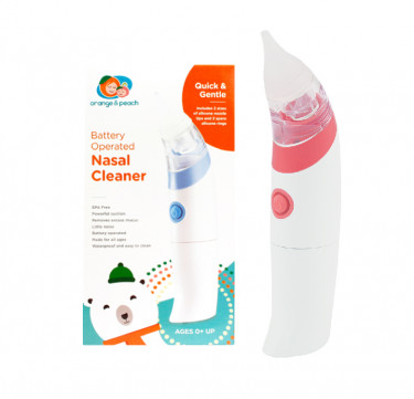 Battery Operated Nasal Cleaner