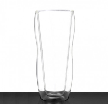 Casual Tall Glass 12 oz (set of 2)