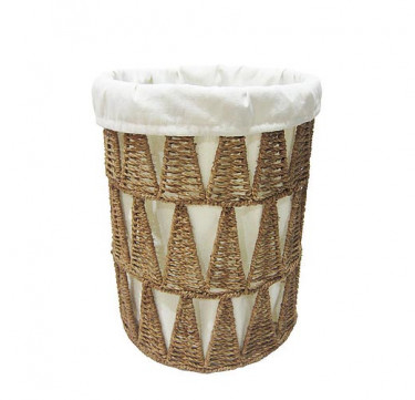 Tatsulok Basket with Liner
