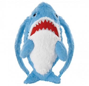 Furry Backpack (Shark)