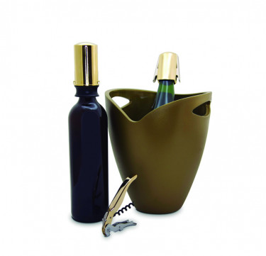 4-Piece Wine & Champagne Celebration Kit