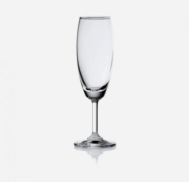 Classic Flute Champagne 6 1/2 Oz. Set of 6
