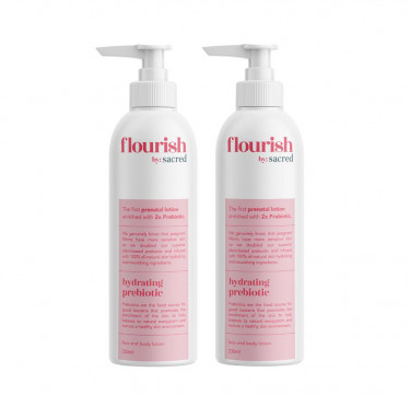 Flourish Prenatal Lotion (Bundle of 2)