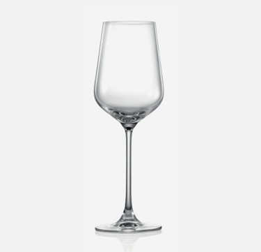 Hongkong Hip Chardonnay Wine Glasses Set of 6