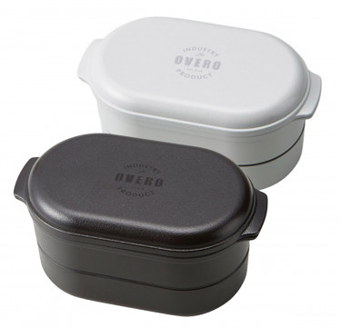 Overo Wide Bento Box (2-layers)