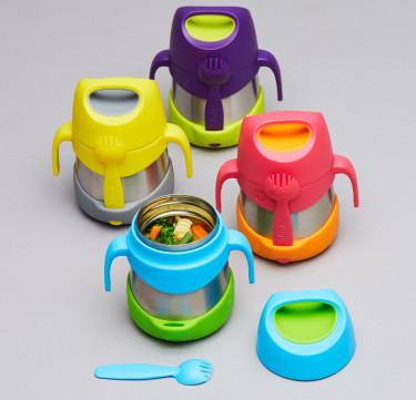Insulated Food Jar