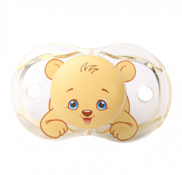 Keep-it-Kleen Pacifier - Bobby Bear