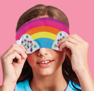 Eye Mask (Rainbow)