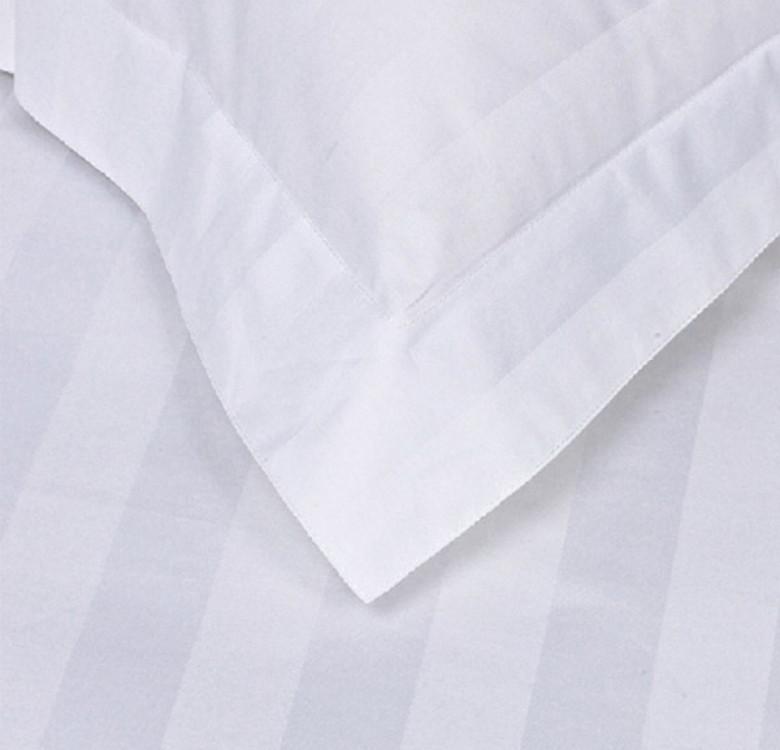 4-Piece Hotel Stripes Duvet Set