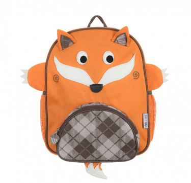 Finley the Fox Animal Backpack