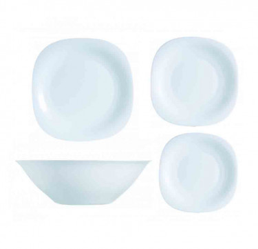 Carine Plates Set of 19