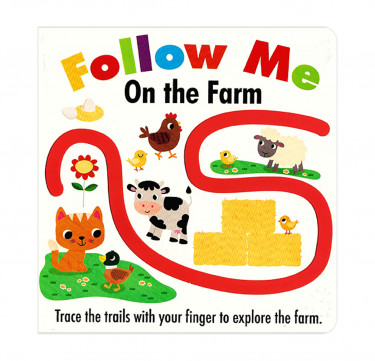 "Follow Me ""On the Farm"" Board Book"