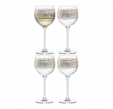 Cocoon Wine Glass Set of 4