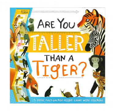 Are You Taller than a Tiger? Growth Chart Book