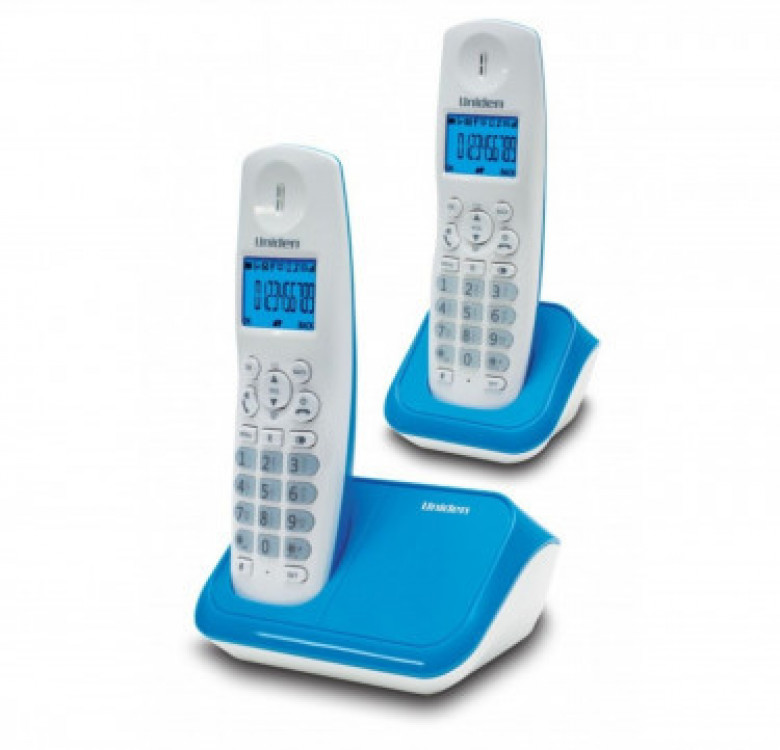 AT4101-2 Cordless Phone Duo